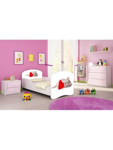 Dětská postel ACMA 160x80 + matrace zdarma