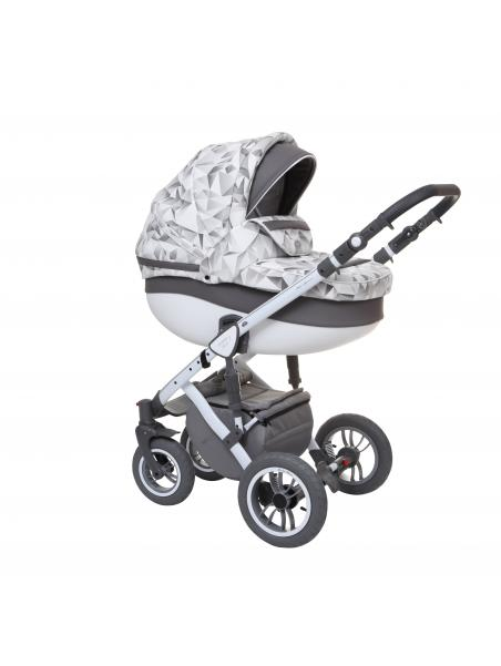 Baby Merc Faster 3 Style 2017 (kombinovaný kočárek)