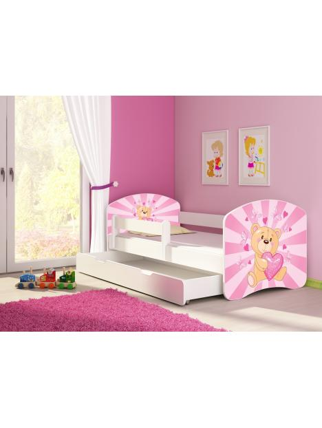 10 - Růžový medvídek