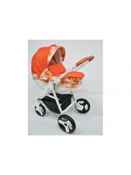vega spring - oranžová