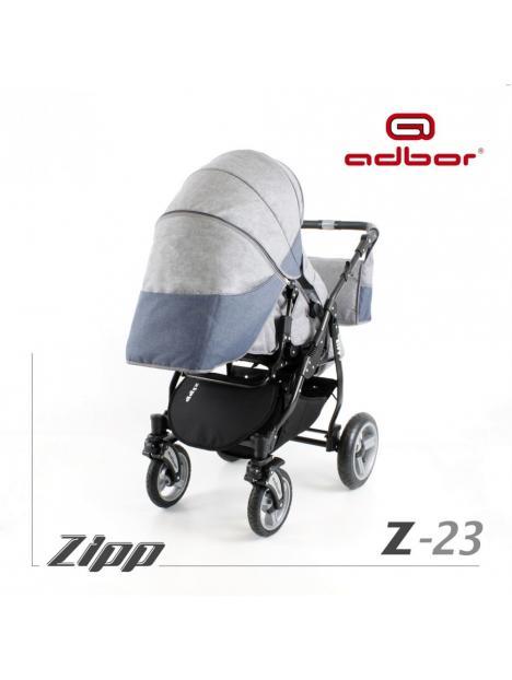 Adbor Zipp 2017 + autosedačka