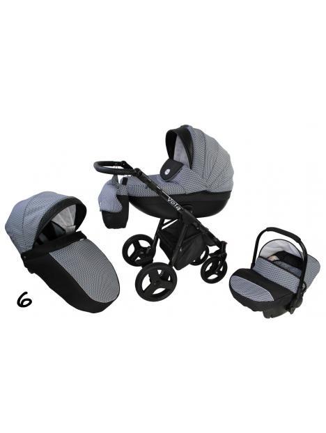 Baby Group Kerttu Volq + autosedačka