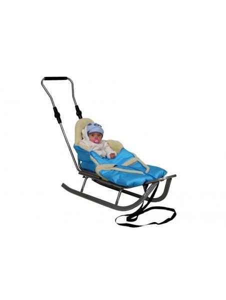 Dětské sáně Baby Merc Winter Frenzy