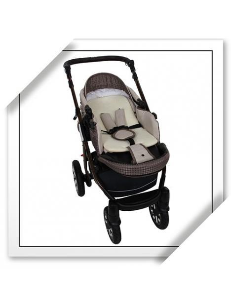 Baby Merc Faster 2 Style 2017 (kombinovaný kočárek)