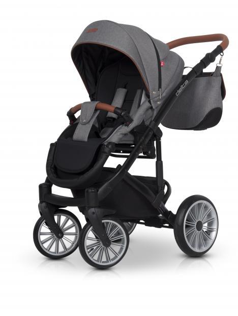 Euro Cart Delta 2019 + autosedačka