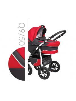 Baby Merc Q9 Alu 2015 (kombinovaný kočárek)