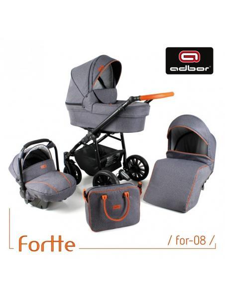 Adbor Forte 2019 (kombinovaný kočárek)