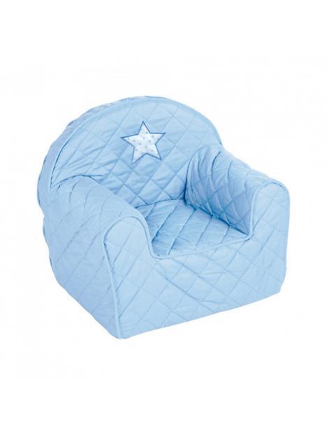 Dětské křesílko Albero Mio Hvězdička modrá