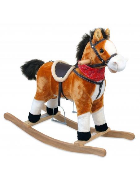 Houpací kůň ALEXIS  YL-XL 028L