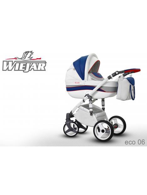 Wiejar Evado Eco 2019 (kombinovaný kočárek)