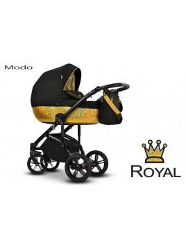 Wiejar Modo Next Royal 2019 (kombinovaný kočárek)