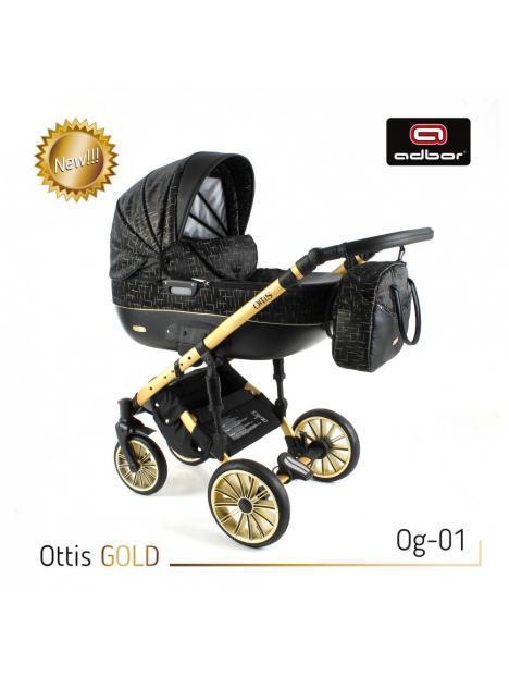 Adbor Ottis Gold 2019 + autosedačka