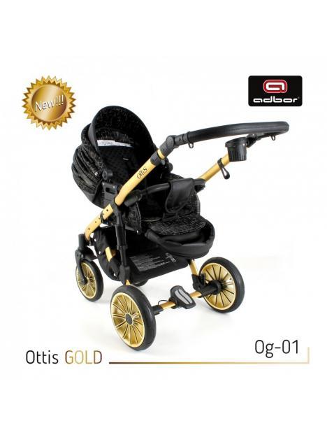 Adbor Ottis Gold 2019 (kombinovaný kočárek)