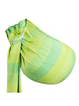 Šátek na nošení Womar Zaffiro Hug Me Eco N16