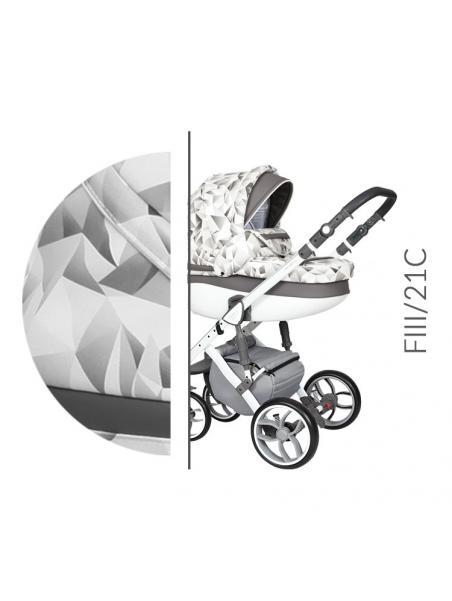Baby Merc Faster 3 Style 2017 + autosedačka