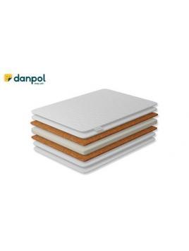Matrace Danpol Komfort II kokos-pěna-kokos 140x70x8 cm