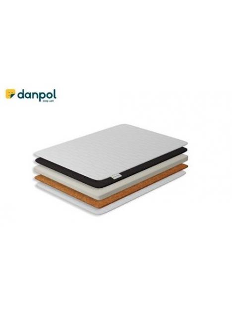 Matrace Danpol pohanka-kokos 120x60x9 cm