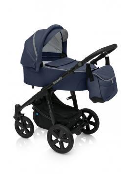 Baby Design Lupo Comfort 2019 (kombinovaný kočárek)