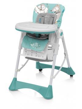 Jídelní židlička Baby Design Pepe 2019