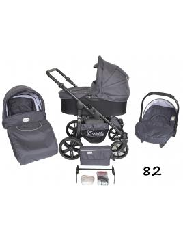 Baby Group Kerttu K2 (kombinovaný kočárek)