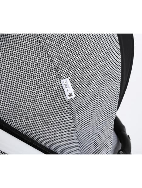 Kunert Libero 2019 černý rám + autosedačka