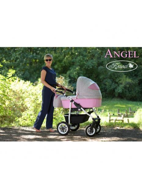 Krasnal Angel 2019 (kombinovaný kočárek)