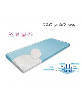 Chránič matrace 120x60 cm Baby Matex BASIC