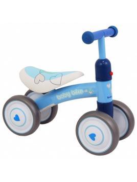 Odrážedlo BABY MIX - Baby Bike modré
