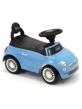 Odrážedlo Baby Mix Fiat 500 modrá