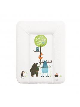 Přebalovací podložka měkká 50x70 cm Ceba Baby Animals