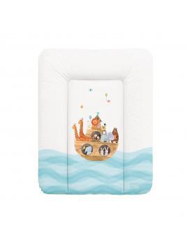 Přebalovací podložka měkká 50x70 cm Ceba Baby Arka