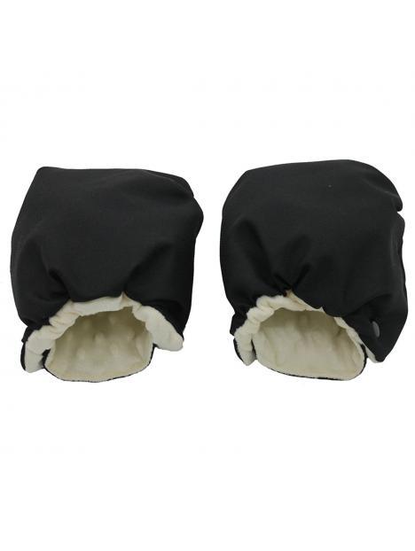 Rukávník Babysportive - Minky černá
