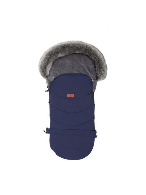 Fusak Baby Merc Eskimosek - Modrý