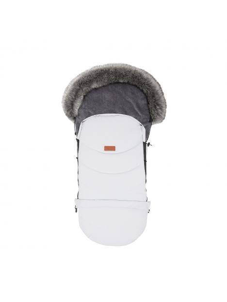 Fusak Baby Merc Eskimos - Bílá