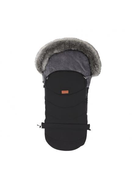 Fusak Baby Merc Eskimos - Černá