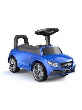 Odrážedlo Mercedes AMG modrá