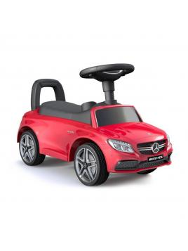 Odrážedlo Mercedes AMG červená