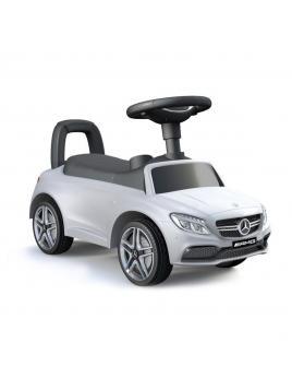 Odrážedlo Mercedes AMG bílá