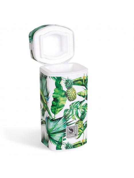Termoobal na láhev Ceba Baby JUMBO FLORA & FAUNA - Ananas