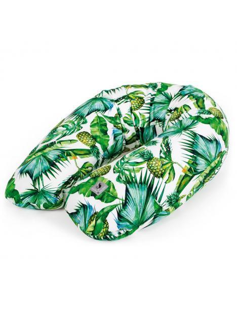 Kojící polštář 190 cm Physio Flexi Flora & Fauna - Ananas
