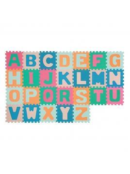 Pěnové puzzle BabyOno Abeceda (26 Ks) Klasik