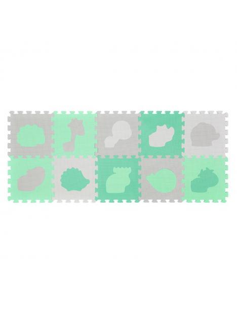 Pěnové puzzle BabyOno Zvířátka (10 Ks)