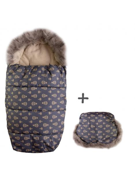 Fusak + rukávník Baby Matex VENUS V7