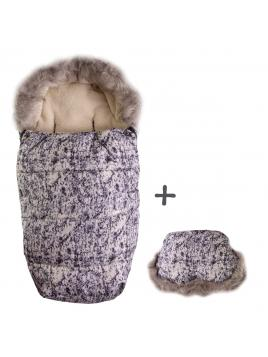 Fusak + rukávník Baby Matex VENUS V1