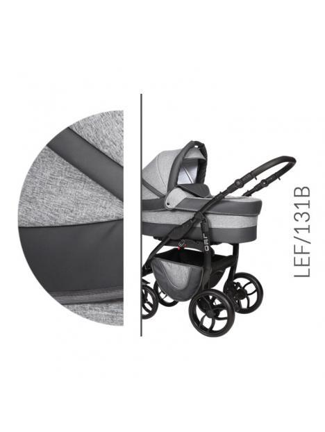 Baby Merc Leo 2019 + autosedačka (kola čerpaná)