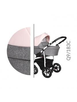 Baby Merc Q9 Plus 2019 + autosedačka