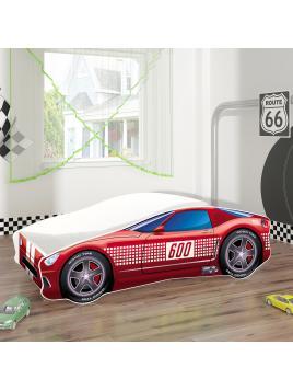 Dětská postel Acma V Policie 140x70 cm + matrace zdarma