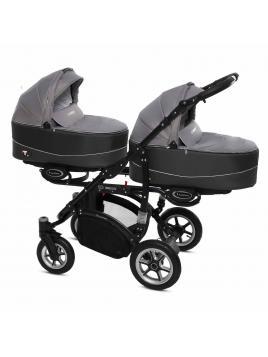 BabyActive Twinni Premium Silver 09