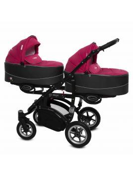 BabyActive Twinni Premium Amarant 10