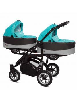 BabyActive Twinni Premium Tropic Green 11